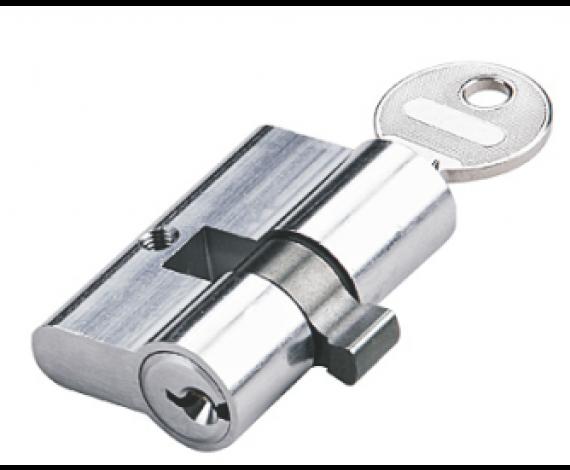 Profilzylinder mit 3 Schlüsseln