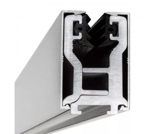 Profil für die Befestigung von Glas Trennwänden