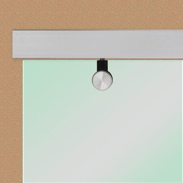 Laufschiene für 1-flügelige Glas-Schiebetür, Bild 5