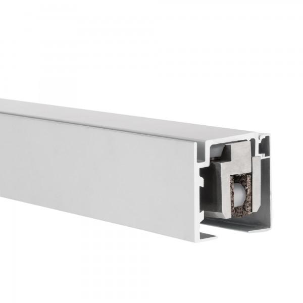 Führungsschiene für Laufwagen 8300H-4 | Länge bis 5 m | Deckenmontage | Aluminium, Bild 2