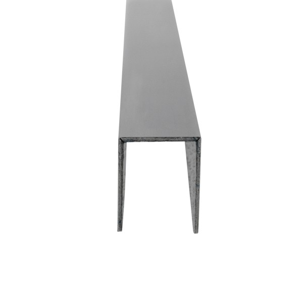 U-Profil für 10 mm Glasstärke, Bild 3