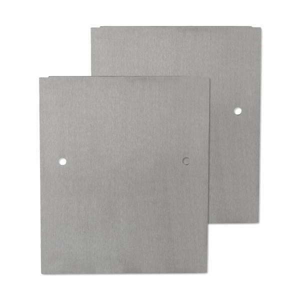 Wandklemmprofil rechtwinklig für 21,52 mm SentryGlas eckige Abdeckung Aluminium bis 5.000 mm Länge , Bild 4
