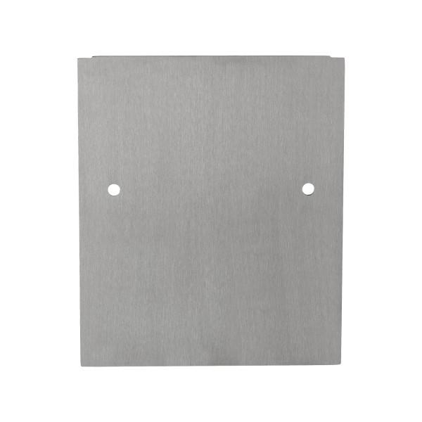 Wandklemmprofil rechtwinklig für 21,52 mm SentryGlas eckige Abdeckung Aluminium bis 5.000 mm Länge , Bild 6