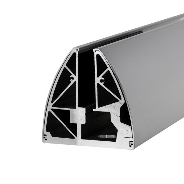 bodenklemmleiste f r glas 17 52 mm gbr 16 oval etg. Black Bedroom Furniture Sets. Home Design Ideas