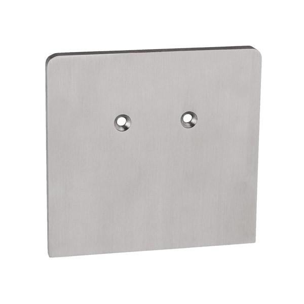 Wandklemmprofil rechtwinklig für 17,52 mm SentryGlas eckige Abdeckung Aluminium Länge bis 5.000 mm, Bild 11