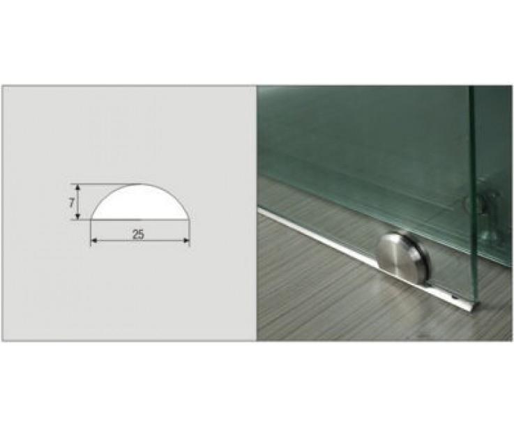 Gewölbte Bodenschiene 8300H-2-1000, Bild 2