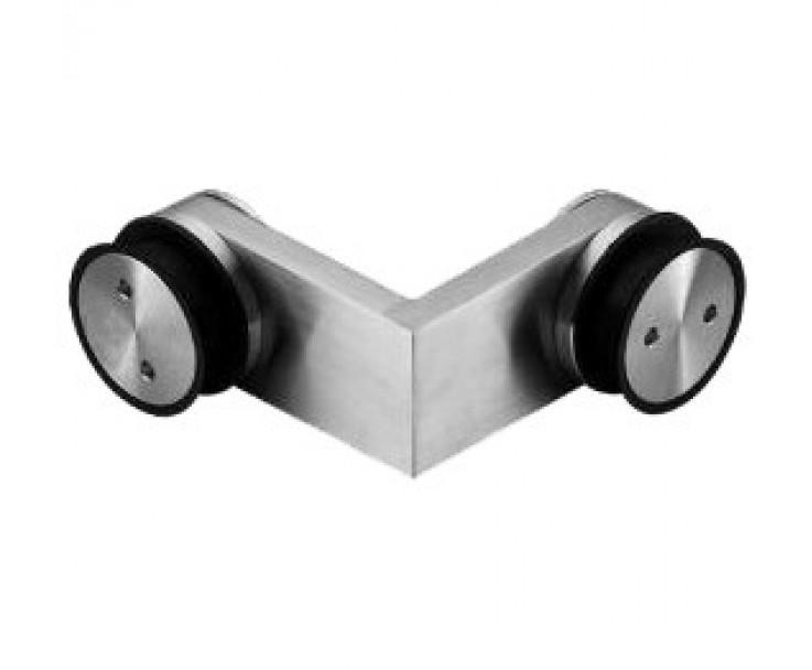 flächenbündiger Glas-Glas Verbinder 8300D-9