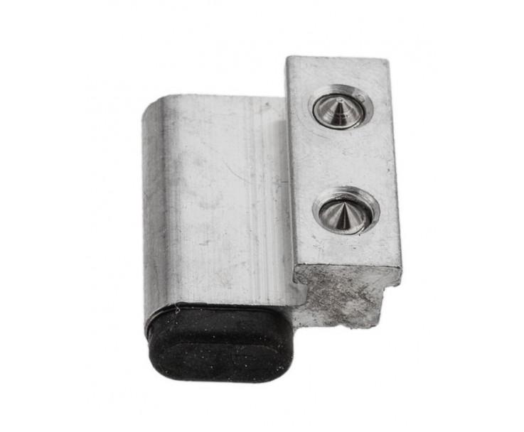 Schiebetür System für die Wandmontage oder im Glas mit Zusatzkomponenten, Bild 4