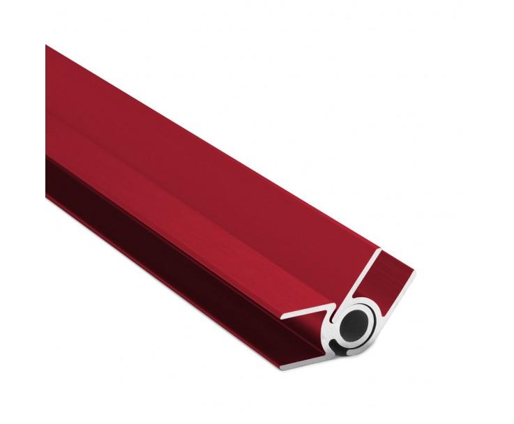 Flex-Eck-H-Profil-128° 10 mm - individuelle Beschichtung