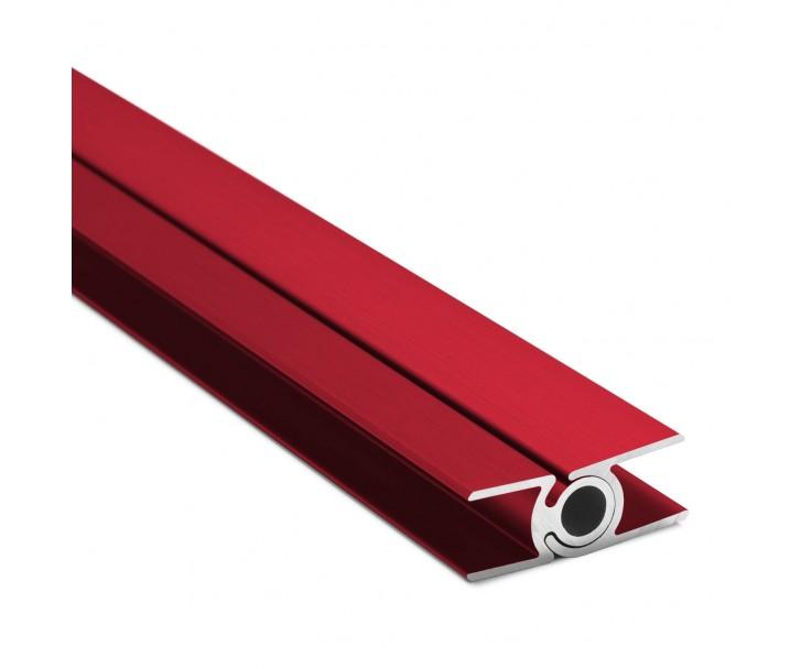 Flex-Eck-H-Profil-128° 10 mm - individuelle Beschichtung, Bild 2
