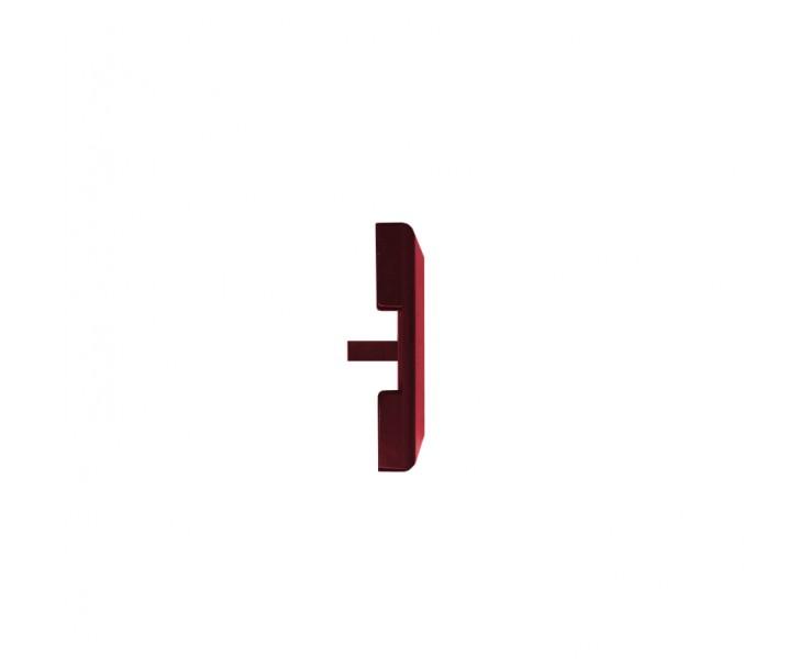 Passende Endkappe für das Glasklemmprofil Mini zum aufklipsen - Individuelle Farbe, Bild 3