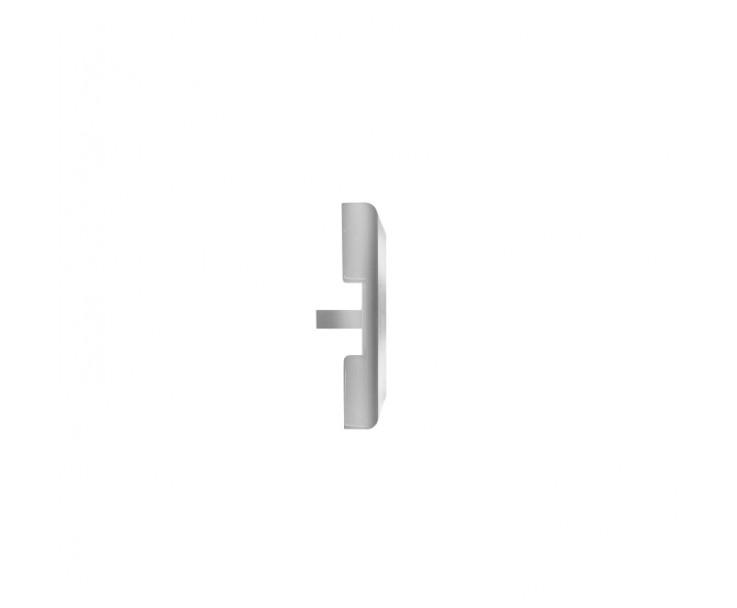Passende Endkappe für das Glasklemmprofil Mini zum aufklipsen - Hochglanz, Bild 3