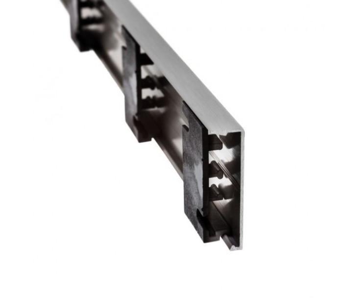 Sockel-Leiste aus Aluminium, Bild 3