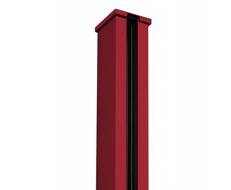 Passende Endkappe für das Glasklemmprofil Mini zum aufklipsen - Individuelle Farbe, Bild 2