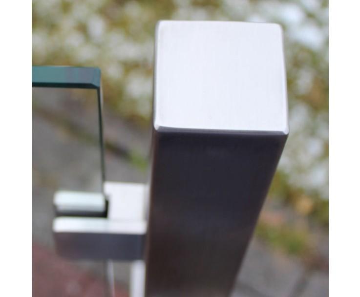 Anschraubplatte mit vier Löchern (Schrauben bitte bauseits besorgen), Bild 5