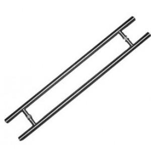 Griffstange 800 mm | beidseitig | matt | Lochabstand 600 mm