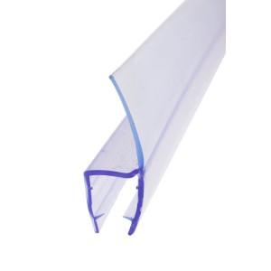 Vordach-Dichtlippe | Glasstärke 17,52 mm | 4 m