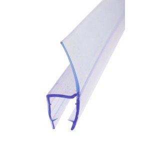 Vordach-Dichtlippe | Glasstärke 17,52 mm | 2,5 m