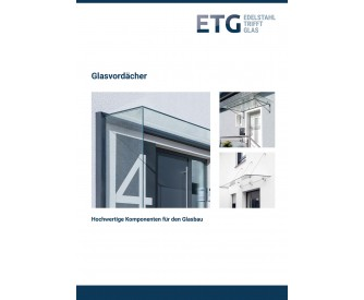 Katalog - Bereich Vordach 2020
