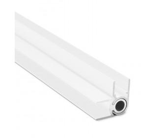 Flex-Eck-H-Profil-92°-142° 10 mm - Weiss