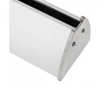 Sockelprofil für Glas-Stele 700 mm