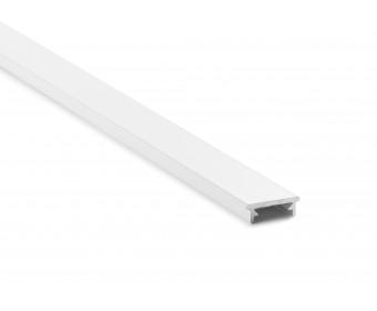 Kantenschutz Profil universell 12 -17,52 mm - Weiss