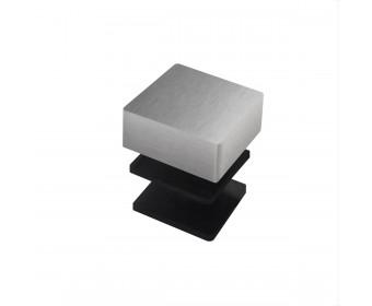 Gegenstück flexibler Handtuchhalter 8-10 mm - Matt