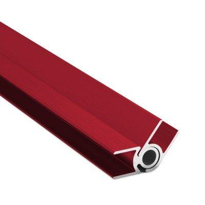 Flex-Eck-H-Profil-128°-178° 10 mm - individuelle Farbe