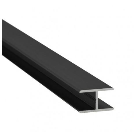 H-Profil Aluminium 10 mm - Anthrazit