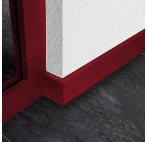 Sockelleisten Set  6000 mm - individuelle Farbe