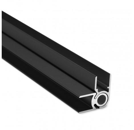 Flex-Eck-H-Profil-92°-142° 10 mm - Anthrazit