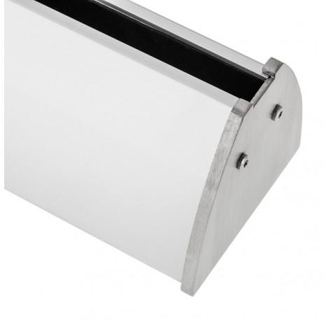 Sockelprofil für Glas-Stele 600 mm