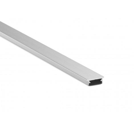 Kantenschutz Profil universell 12 -17,52 mm - Edelstahloptik