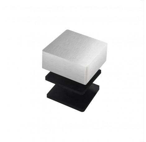Gegenstück flexibler Handtuchhalter 8-10 mm - Hochglanz