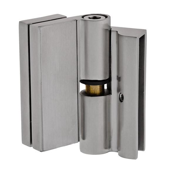 Hebe-Senk-Funktion für die Glas-Duschtür