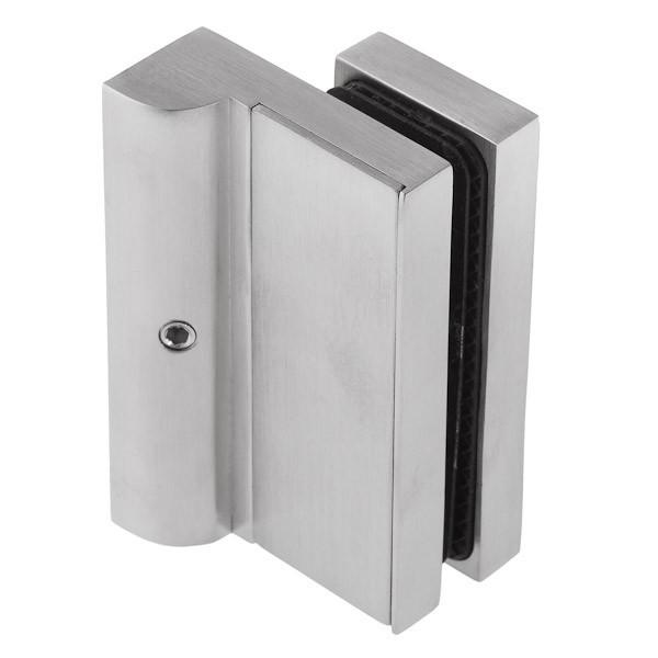 Winkel-Verbinder für die Glasdusche mit Abdeckplatte