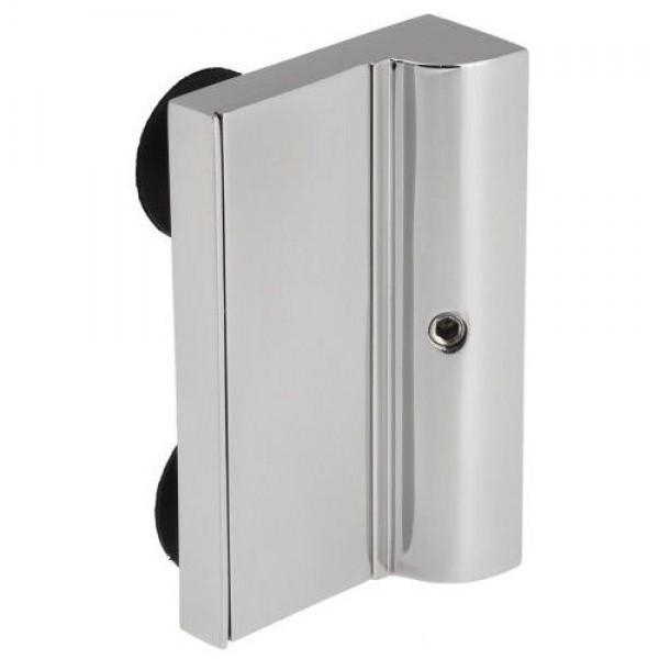 Winkelverbinder Glas-Wand 90° 1100L-1HGR - Angular