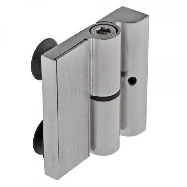 Scharnier-Verbindung Glas-Wand 90° 1100A-1R - Angular