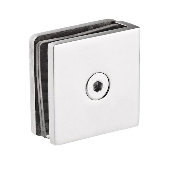 Winkelverbinder Glas-Wand 90° 8500L-12HG