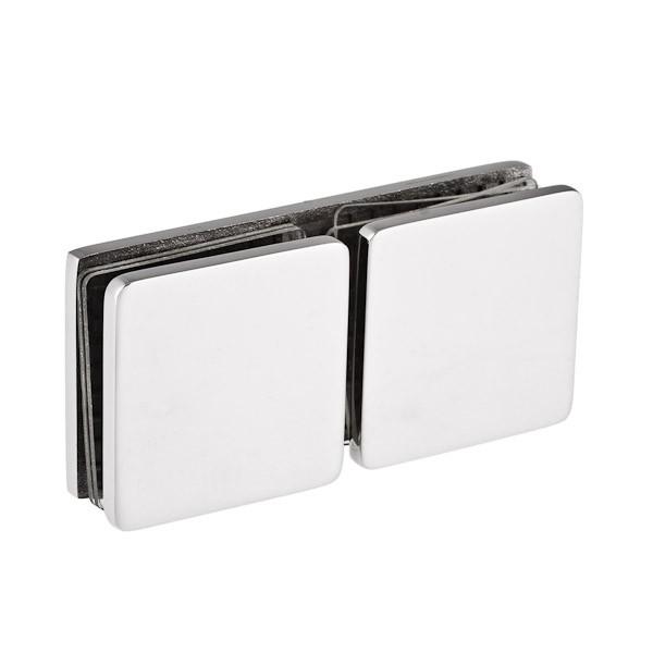 Längsverbinder Glas-Glas 180° 8500L-13HG
