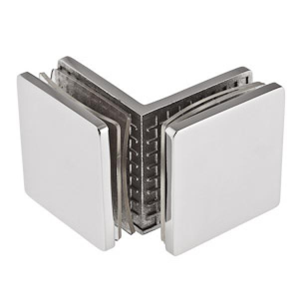 Winkelverbinder Glas-Glas 90° 8500L-15HG