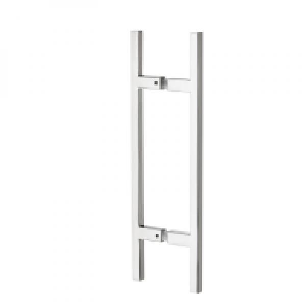 40 cm lange Griffstange für die Glastür - beidseitig