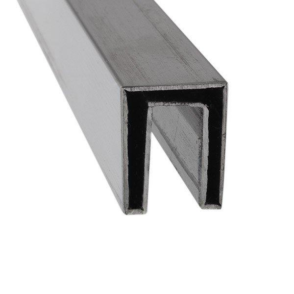 U-Profil hohlwandig 8.5-25 8500A-61 - 2000mm