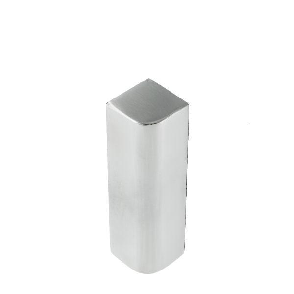 Eckverbinder Serie Angular | Glas-Glas 90° | Hochglanz