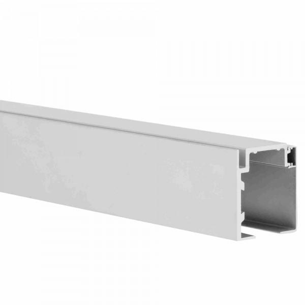 Führungsschiene für Laufwagen 8300H-4 | Länge bis 5 m | Deckenmontage | Aluminium eloxiert