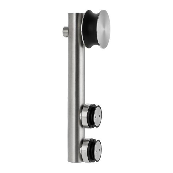 Laufwagen rund | Glasstärke 8-10mm