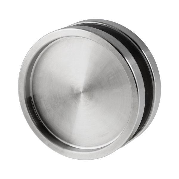 geschlossene Griffmuschel für die Schiebetür oder Duschtür