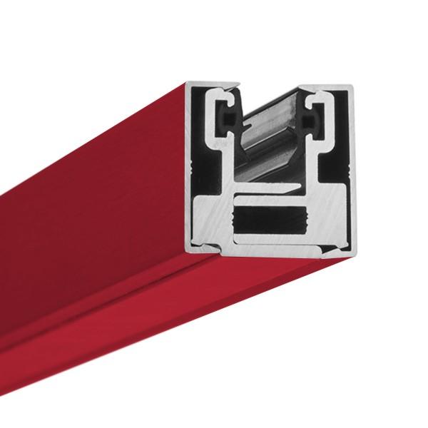 Filigranes fertig konfektioniertes Abschluss Profil-Set - Individuelle Farbe