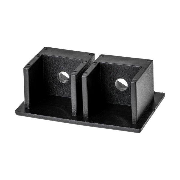 Endkappe für Doppel-Laufschiene 8600B-2