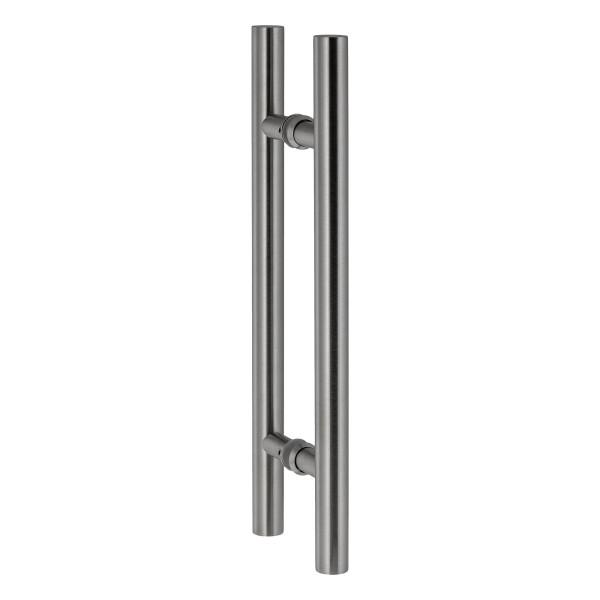 Griffstange 400 mm | beidseitig | matt | Lochabstand 250 mm